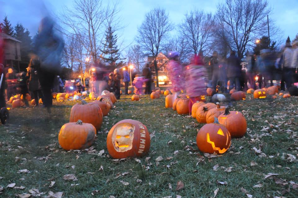 2014 Pumpkin Parade. Photo by Trevor Eggleton