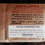 Buy Local: Gaia Java coffee at the Independent