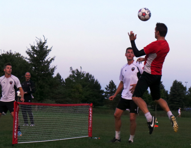 Fury FC practice