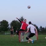 PHOTOS: Ottawa Fury FC practice at Walter Baker Park