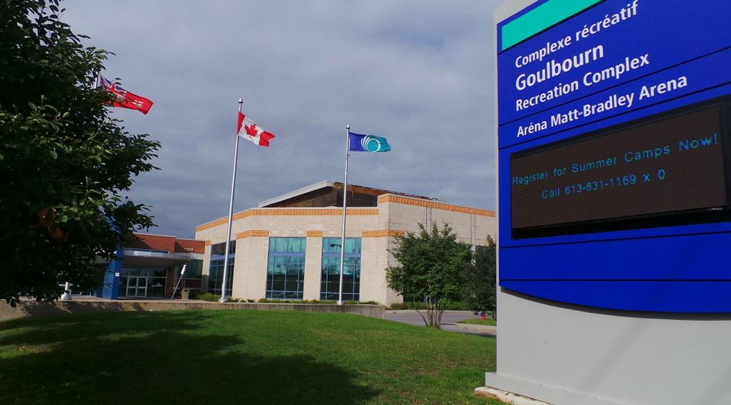 Goulbourn Rec Centre