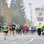 List of road closures for 9RUNRUN on Saturday, October 15