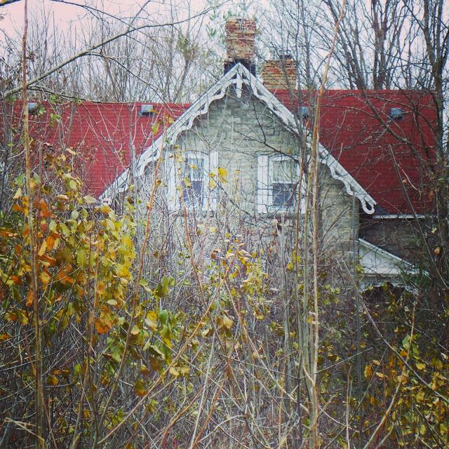Boyd House, Fall 2013