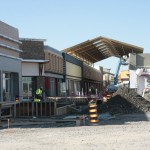 Behind-the-scenes tour of Tanger Outlets