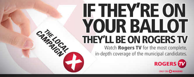 Rogers 22 election coverage