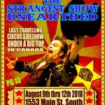 Victorian-style circus sideshow coming to Stittsville Aug. 9-12