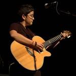 Singer-songwriter Sophie Leger at Gaia Java this weekend