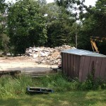 Old Alfonsetti's building torn down