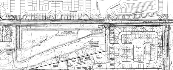 950 Terry Fox subdivision plan