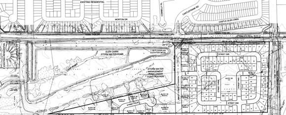 950 Terry Fox subdivision plan