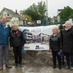 Official ground breaking ceremony for Stittsville's Switzer on Main
