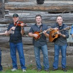 The Backsliders Bluegrass Band is at Gaia Java this Friday
