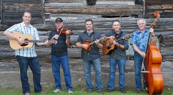 Backsliders Bluegrass Band