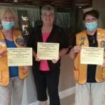New partnership formed between Stittsville Lions Club and Wellings of Stittsville for dog guides