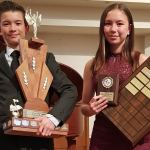 Piano students win top honours