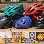 Replace your tired bike helmets during helmet discount weekend