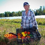 Black Family Farm helps Food Bank via Community Harvest program