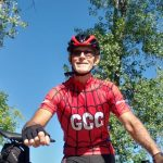Brendan Devlin cycles with a purpose – childhood cancer