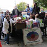 Brokerlink rolls in with truckload of essentials for Stittsville Food Bank