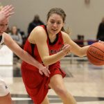 Stittsville's Stephanie Carr helps Carleton to historic basketball win
