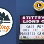 Stittsville Lions holding Case for Cure bottle drive to benefit kids with Diabetes