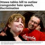 LINKED: Transgender Stittsville tween takes part in federal announcement