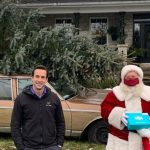 What do Santa, donuts and real estate have in common – the Stittsville Food Bank of course