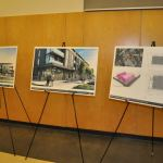 The Urban Design Review Panel — changes suggested for proposed development