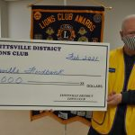 Stittsville Lions surpass their annual fundraising goal for Stittsville Food Bank
