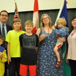 Tanya Hein awarded Roger Griffiths Memorial Citizen of the Year