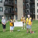 Dog Guides Program benefits from funds raised by Wellings of Stittsville and Stittsville Lions