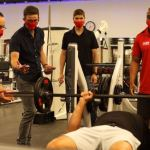 Frontline physicians simulate common workout situations for safe return to the gym