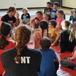 Erica Wiebe wrestled her dream into gold – shares inspiration with kids