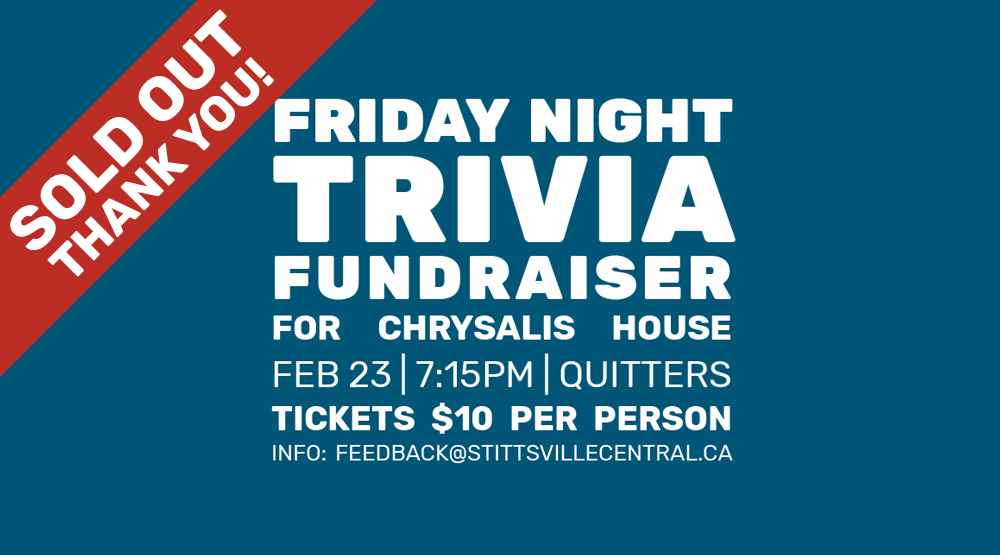 Friday Night Trivia sold out!