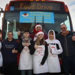 OC Transpo and Loblaw lead community effort to stock the shelves at the Ottawa Food Bank