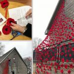 Add to the 'Poppies of Goulbourn' art installation