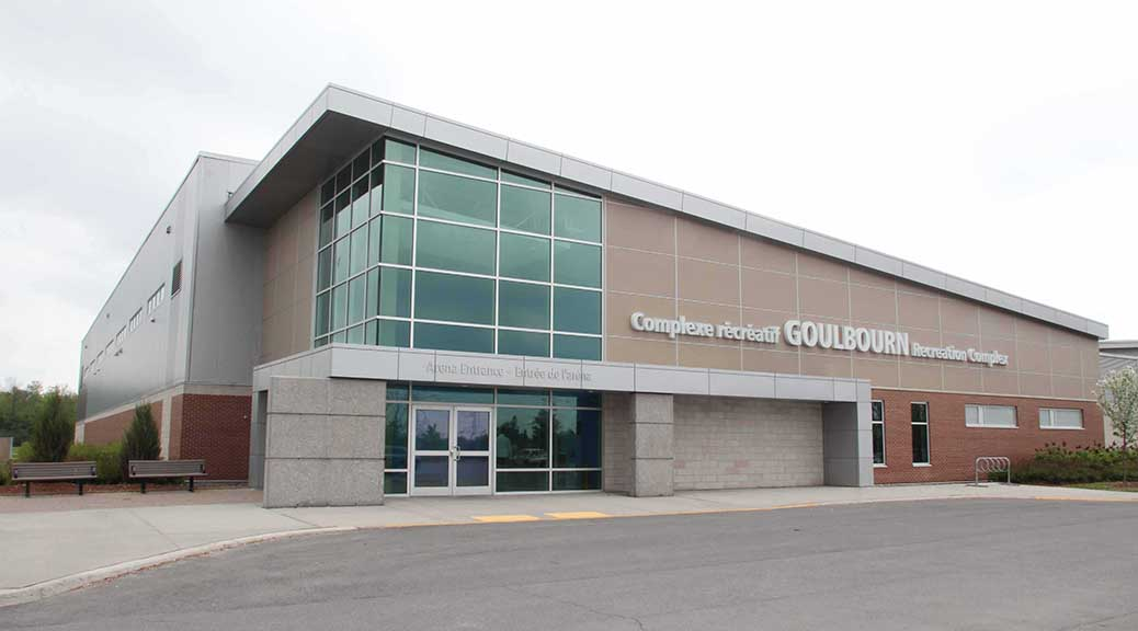 Goulbourn Recreation Complex. Photo by Barry Gray.