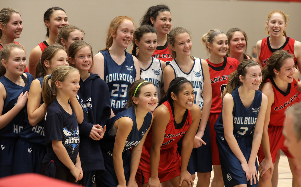 Stittsville's Stephanie Carr helps Carleton to historic basketball win - Stittsville Central - Local News, Events and Business