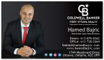 Hamed Bajric – COLDWELL BANKER First Ottawa Realty