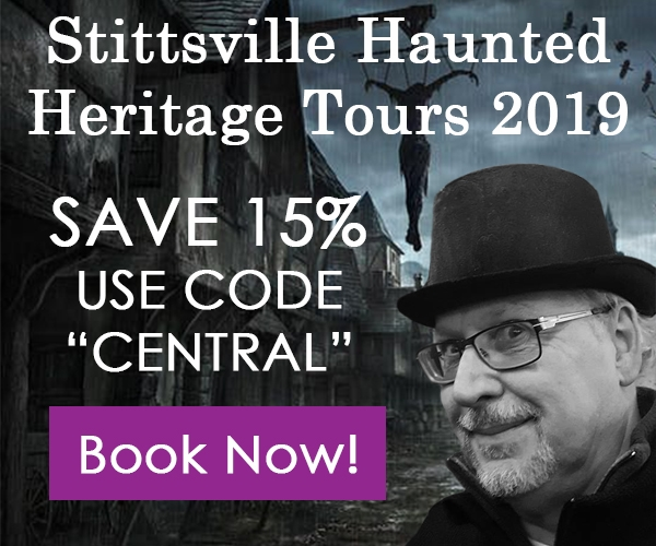 Stittsville Haunted Tour