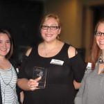 Heather Desjardins of Stittsville and founder of The Open Door receives award