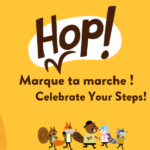 Hop!: Make walking to school fun with the new app