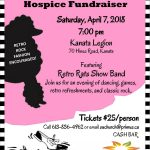 Shake, Rattle 'n Dance Hospice Fundraiser on April 7