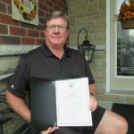 Premier Doug Ford recognizes the work of the Stittsville Business Association