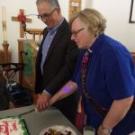 St. Thomas Anglican Church says 'happy retirement' to Rev. Jane McCaig