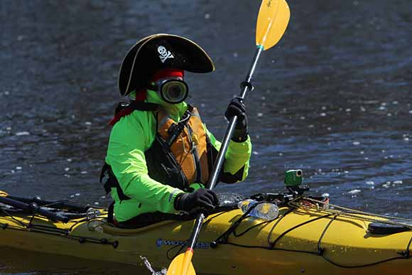 Pirates of the Jock River. Barry Gray (StittsvilleCentral)