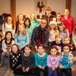 CHRISTMAS TIME IS HERE: Goulbourn singers perform with Jerry Granelli jazz trio