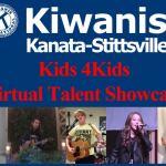 Kiwanis Kids4Kids talent showcase going virtual