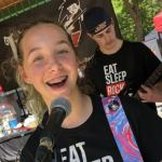 U-Rock students keep crowd rocked at Arts in the Park