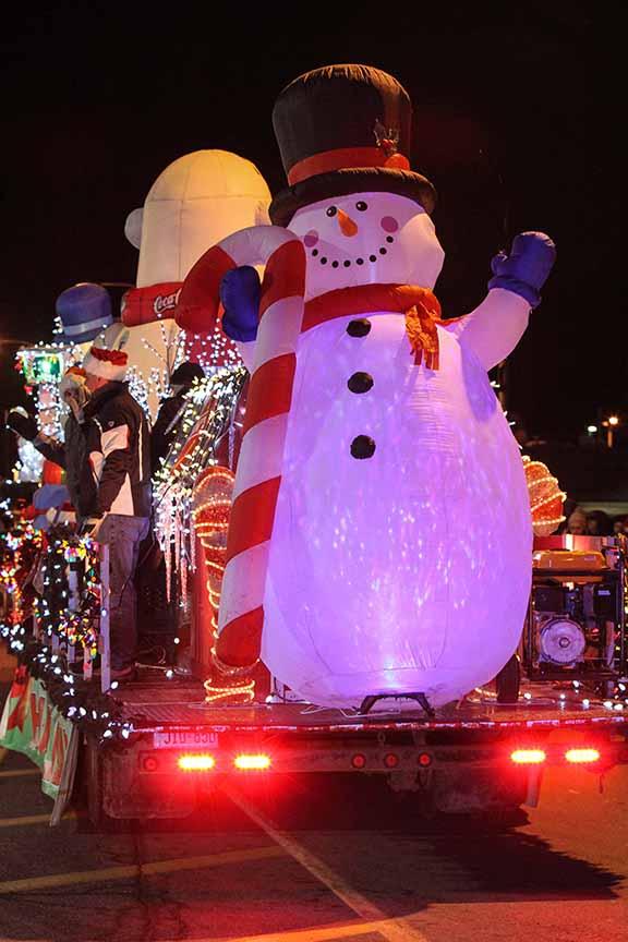 STITTSVILLE, ON. November 28. 2015. Parade of Lights. Barry Gray (For StittsvilleCentral).